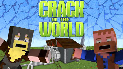f7be4  Crack in the World Map [1.8] Crack in the World Adventure Map Download