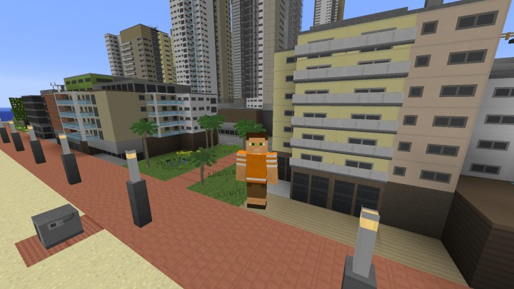 1142f  Mini city resource pack by ASL 1 [1.9.4/1.8.9] [32x] Mini City (ASL) Texture Pack Download