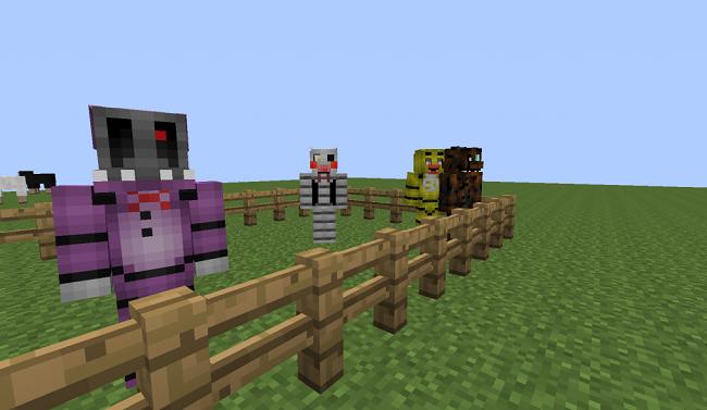 12431  Freddycraft mod [1.7.10] FreddyCraft Mod Download