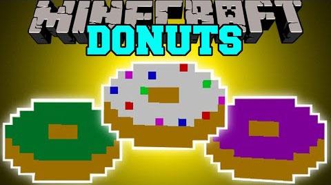 1d5ff  Donuts Mod [1.6.4] Donuts Mod Download