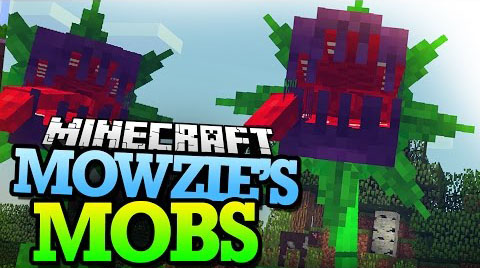 43d6e  Mowzies Mobs Mod [1.7.10] Mowzie's Mobs Mod Download