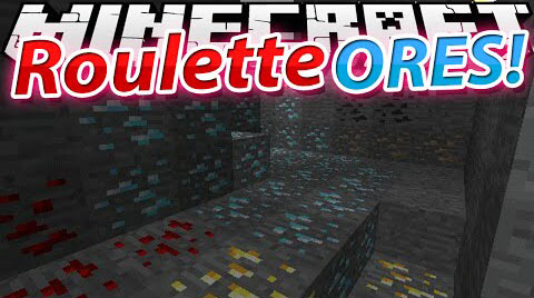 96a22  Roulette Ores Mod [1.7.10] Roulette (Lucky) Ores Mod Download