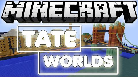 c12ec  Tate Worlds The Pool of London Map [1.8] Tate Worlds: The Pool of London Map Download
