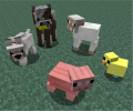 [1.10.2] Baby Animals Model Swapper/Squickens Mod Download