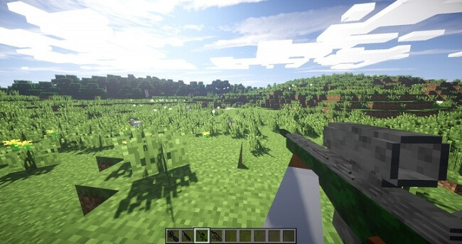 dec32  New stefinus 3d guns mod 3 [1.7.10] New Stefinus 3D Guns Mod Download
