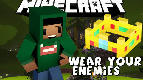 e6b5b  Wear Your Enemies Mod [1.8] Wear Your Enemies Mod Download