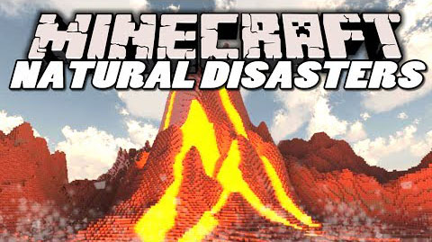 00143  Natural Disasters Reborn Mod [1.6.4] Natural Disasters Reborn Mod Download