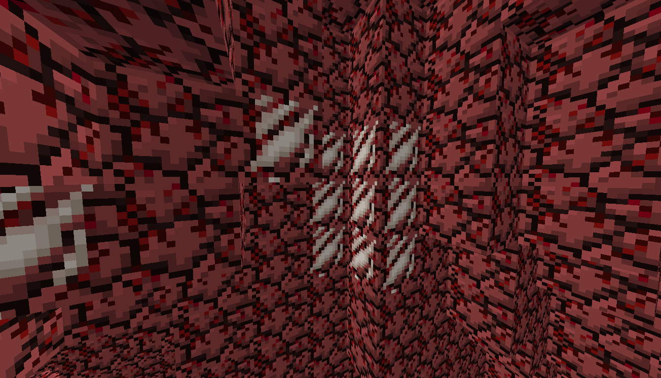 16 Nether Quartz [1.9.4/1.8.9] [16x] CRISP – Simplicity At Its Finest Texture Pack Download