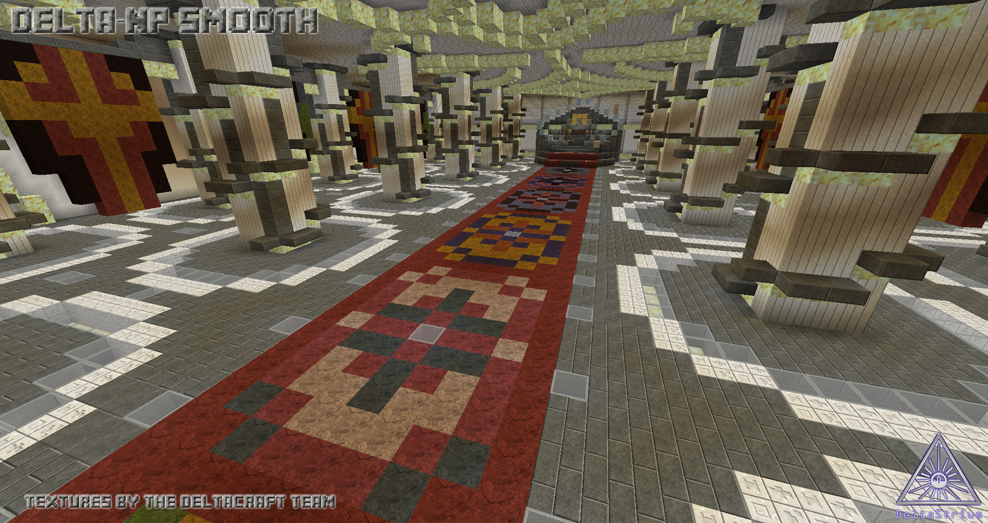 18f9c  Deltacraft resource pack 1 [1.9.4/1.8.9] [64x] Delta NP Smooth Texture Pack Download