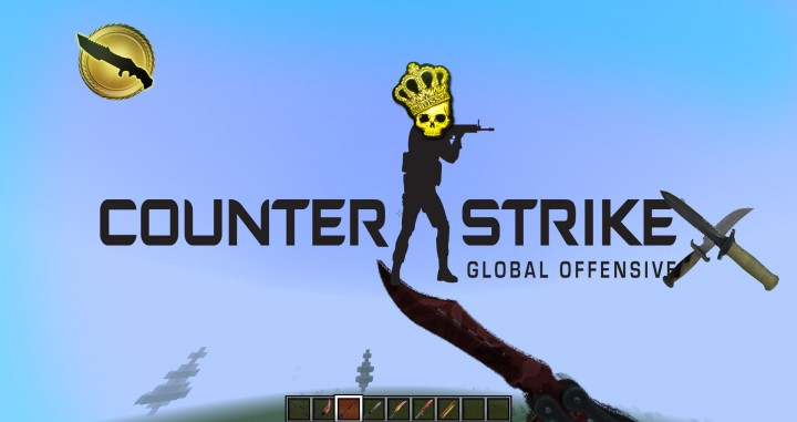 198d7  Counter strike global offensive pack [1.9.4/1.8.9] [32x] Counter Strike : Global Offensive Texture Pack Download