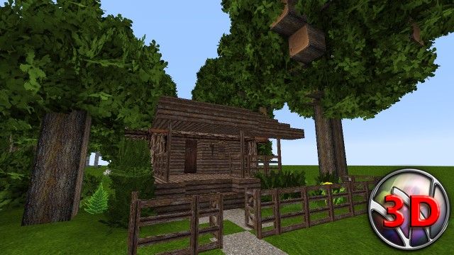 1 9 4 1 8 9 128x Wolion 3d Texture Pack Download Minecraft Forum