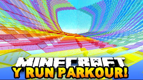 2a168  Y Run Parkour Map [1.8] Y Run Parkour Map Download