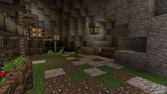 34f02  Realm of idnaya big bang pack 9 [1.9.4/1.8.9] [32x] Realm of Idnaya – Big Bang Texture Pack Download