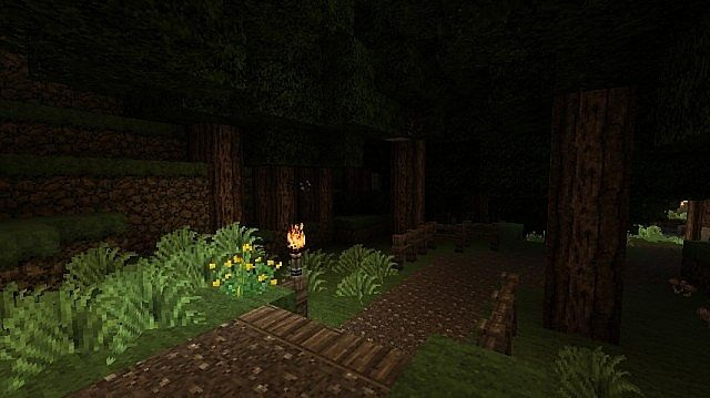 51039  Realm of idnaya big bang pack 7 [1.9.4/1.8.9] [32x] Realm of Idnaya – Big Bang Texture Pack Download
