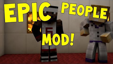 7cc28  Epic People Mod [1.7.10] Epic People Mod Download