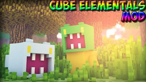 7f201  Cube Elementals Mod [1.7.10] Cube Elementals Mod Download