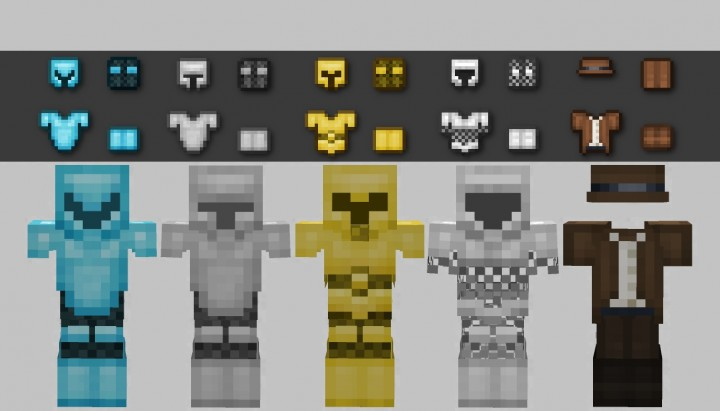 9b80e  Coal mines resource pack 6 [1.9.4/1.8.9] [16x] Coal Mines Texture Pack Download