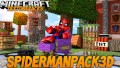 [1.9.4/1.8.9] [16x] SpiderMan 3D Texture Pack Download