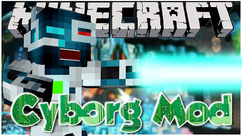 aaf19  Cybernetica Mod [1.7.10] Cybernetica (Cyborg) Mod Download