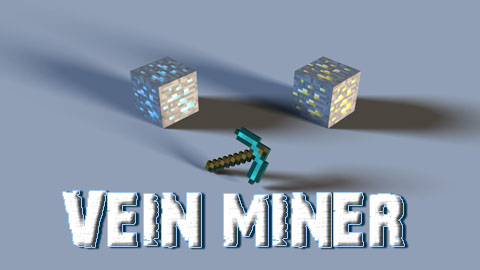 b1c4d  Vein Miner Mod [1.8.9] Vein Miner Mod Download