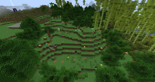 cc61d  Lumberjack mod by doubledoor 2 [1.10.2] Lumberjack (DoubleDoor) Mod Download