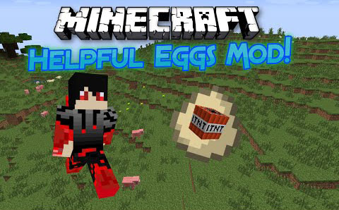dcf9f  The Helpful Egg Mod [1.7.10] The Helpful Egg Mod Download