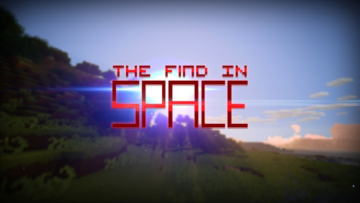 0828c  The find in space resource pack [1.9.4/1.8.9] [16x] The Find In Space Texture Pack Download