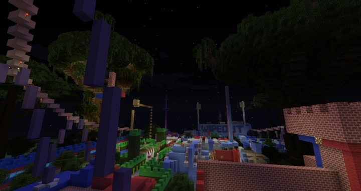 22da9  Lunapark adventure map 5 [1.8] Lunapark Adventure Map Download