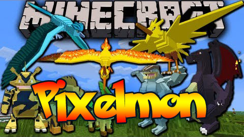 5d839  Pixelmon [1.8] Pixelmon Mod Download