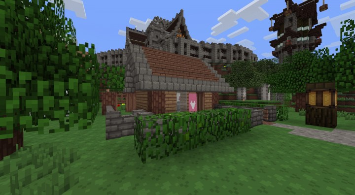 5d841  Soulbound resource pack 2 [1.9.4/1.8.9] [16x] SoulBound Texture Pack Download