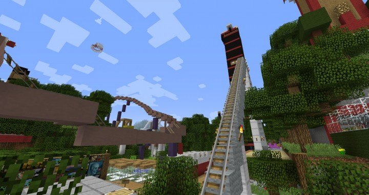 7acb0  Lunapark adventure map 9 [1.8] Lunapark Adventure Map Download