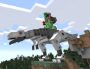 [1.7.10] Laser Creeper Robot Dino Riders Mod Download