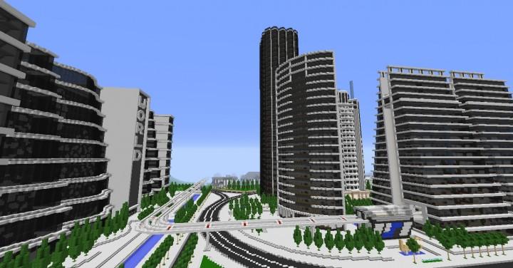 1 8] Alleron City Map Download | Minecraft Forum