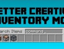 [1.8] Better Creative Inventory Mod Download