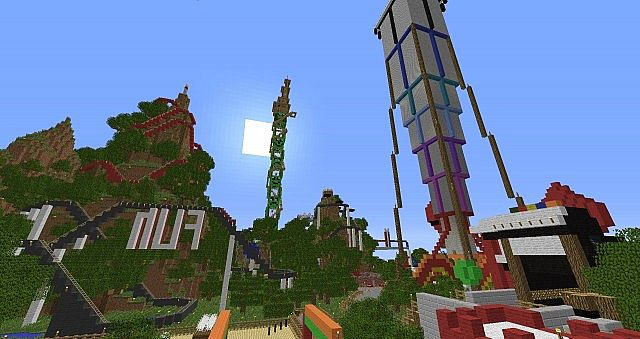 bfbc0  Lunapark adventure map 8 [1.8] Lunapark Adventure Map Download