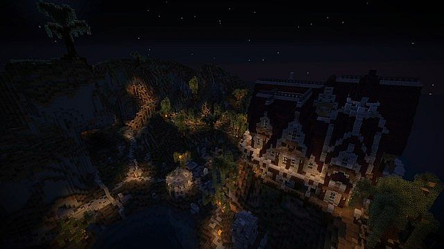 d1413  Scary halloween coaster map 8 [1.8] Scary Halloween Coaster Map Download