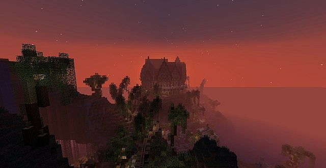 d1413  Scary halloween coaster map 9 [1.8] Scary Halloween Coaster Map Download