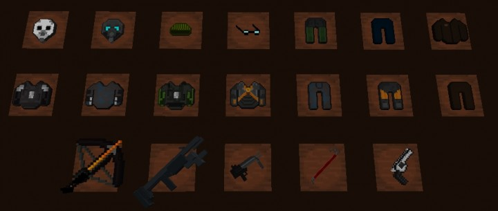 dbd21  Half life 2 inspired resoure pack 1 [1.9.4/1.8.9] [32x] Half Life 2 Inspired Texture Pack Download