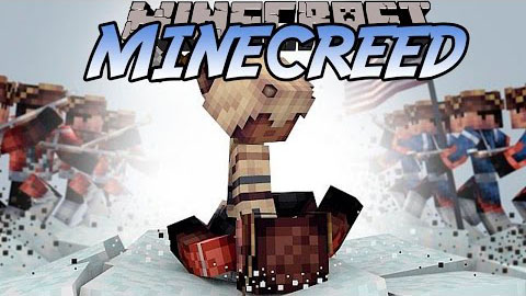 efb15  MineCreed Mod [1.8.9] MineCreed Mod Download
