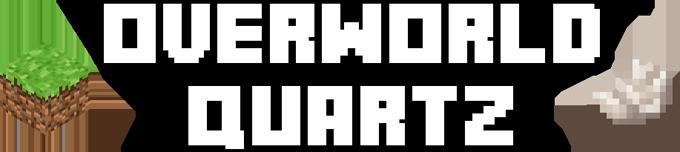 23b2f  Overworld Quartz Mod [1.7.10] Overworld Quartz Mod Download