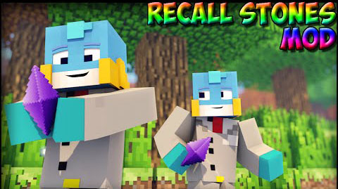 2c12d  Recall Stones Mod [1.7.10] Recall Stones Mod Download
