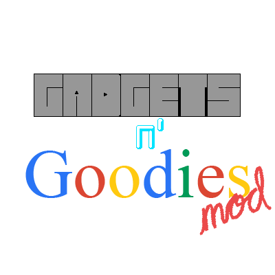 31a8f  Gadgets n Goodies Mod [1.8] Gadgets n' Goodies Mod Download