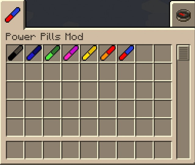 5989d  Power Pills Mod 8 [1.8] Power Pills Mod Download