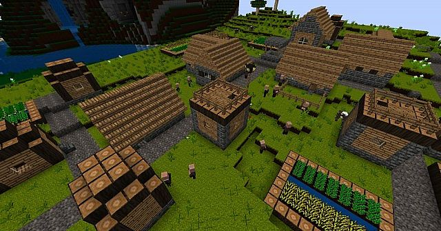 67130  Scarysauce resource pack 3 [1.9.4/1.9] [16x] ScarySauce Texture Pack Download