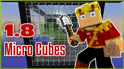 a5fd4  Micro Cubes Survival Map [1.8] Micro Cubes Survival Map Download