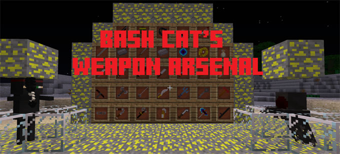 ecb19  Weapon Arsenal Mod [1.8] Weapon Arsenal Mod Download
