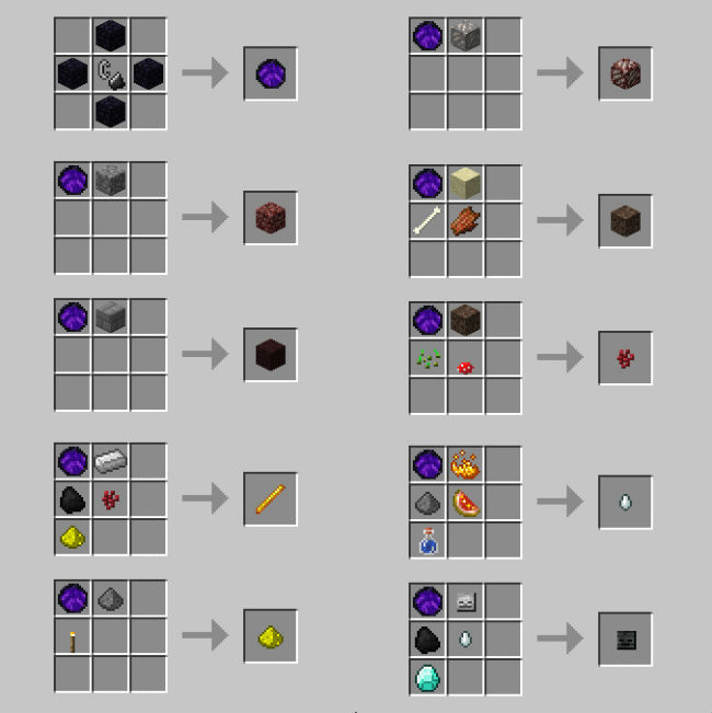 02319  Pocket Nether Link Mod 2 [1.8.9] Pocket Nether Link Mod Download
