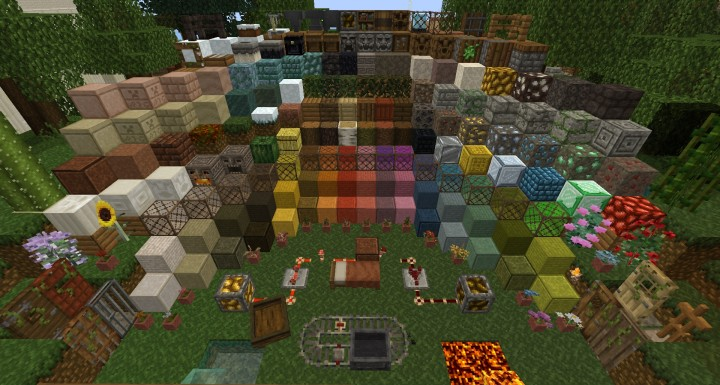 186v18967423 [1.9.4/1.8.9] [16x] Fortune & Glory Jungle Ruins Texture Pack Download