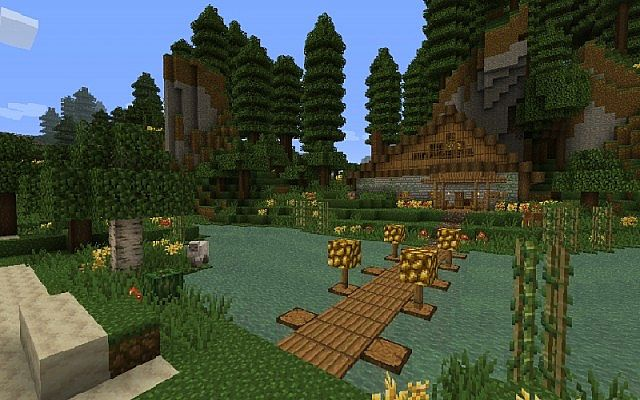63588959 5356927 [1.9.4/1.8.9] [16x] Fortune & Glory Jungle Ruins Texture Pack Download