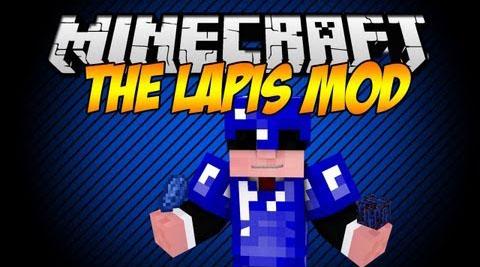 765ae  The Lapis Mod [1.7.10] The Lapis Mod Download